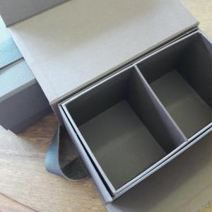 Sample display box