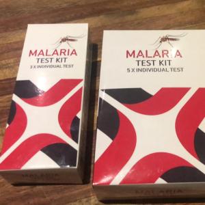 Test kit boxes