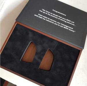 Bespoke corporate packaging